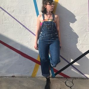 Vintage Jeans - FLASH SALE✨ VINTAGE DENIM OVERALLS